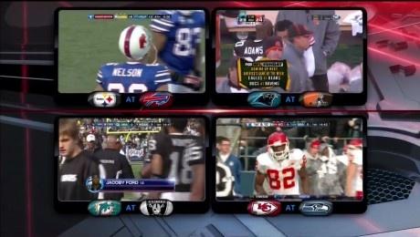 Featuring Scott Hanson, Host of NFL RedZone #JustTalking