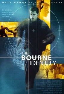 The Bourne Identity. STILL need to see this!