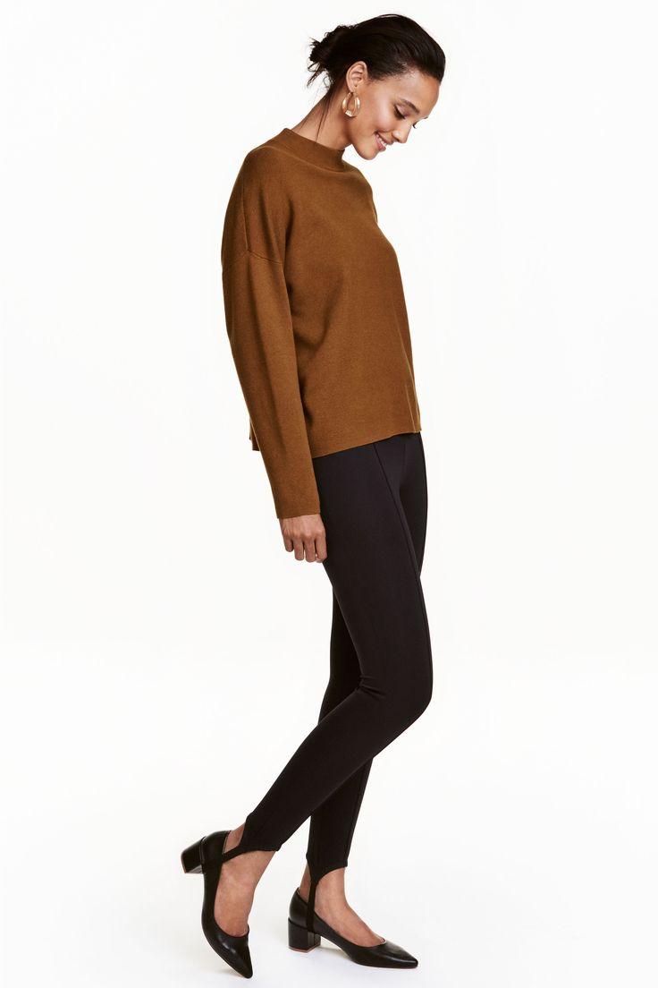 Legginsy ze stopką | H&M