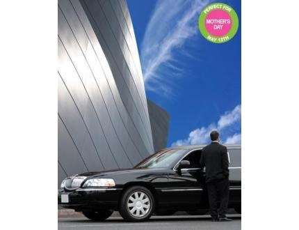 $25 for Your Choice of a Round Trip Transportation to a Local Casino or 60 Minutes of Chauffeured Service from MT Transportation ($125 Value)