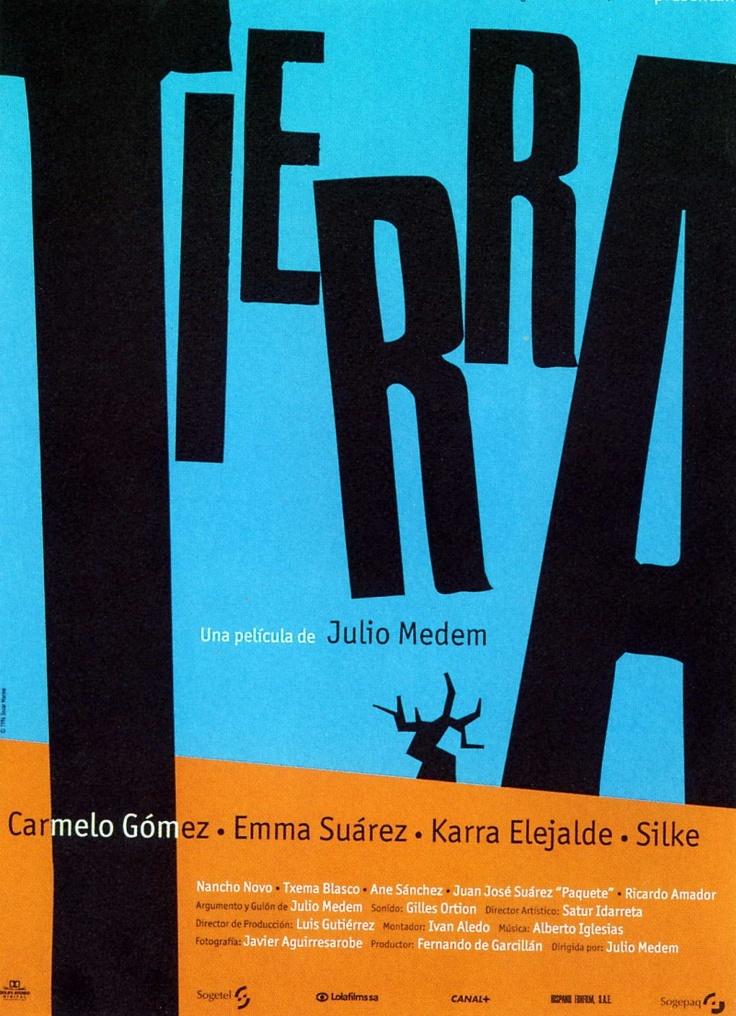 Tierra - Julio Medem (1996) #learnspanish