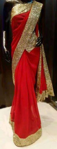 Exclusive-Designer-party-wear-indian-wedding-sari-vintage-bridal-bollywood-dress