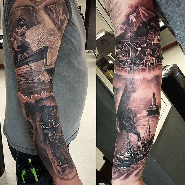 Artistit / Artist - Tattoo Gallery - Tampere