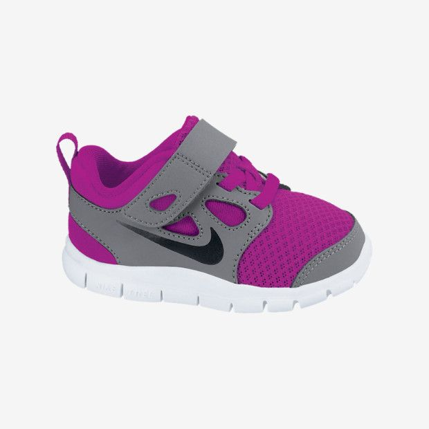 Nike Free 5.0 (2c-10c) Infant/Toddler Girls' Running Shoe