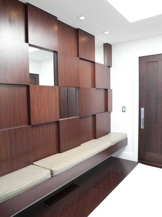 27 best Lambrin images on Pinterest Wall cladding, Wood wall and - contemporary wall paneling