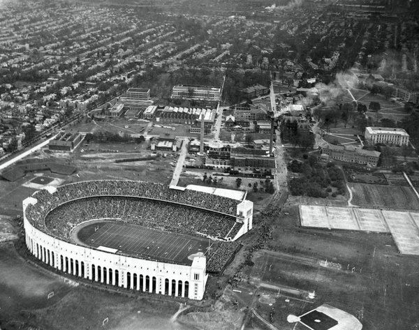 Ohio Stadium in 1923.
