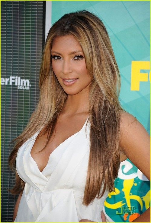new summer hair color ???? ehhh maybe :)
