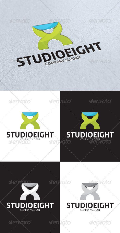Studio Eight V2 Logo
