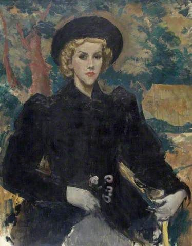Augustus Edwin John