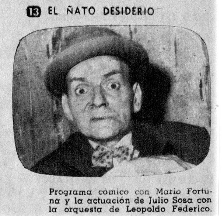 Programación de televisión. CANAL 13, Buenos Aires, 1964.