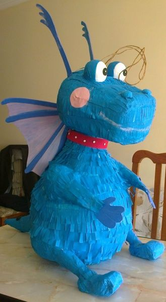 PINATAS~Felpita, Dragon Pinata