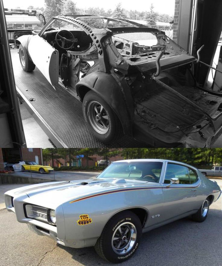 10 Best Car Restoration Images On Pinterest