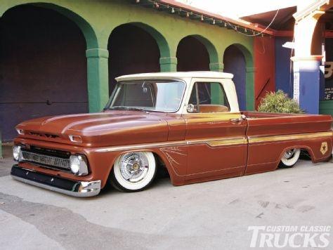 1965 Chevrolet C10 - Custom Classic Trucks Magazine