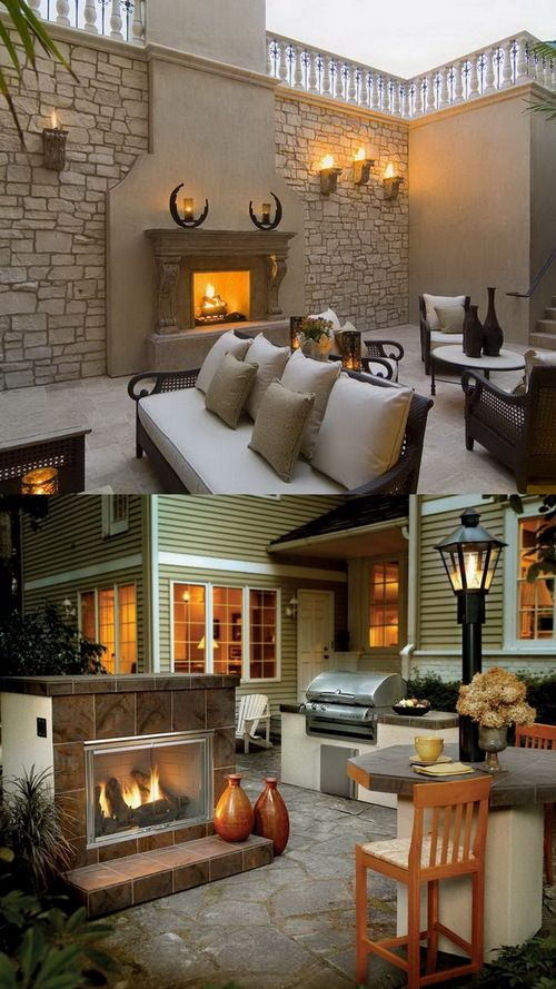 best 25 outdoor fireplace designs ideas on pinterest cozy fireplace rustic sleeper chairs and cozy living spaces