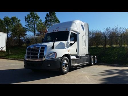 2013 Freightliner Cascadia,  Battery Climacab Auxiliary Power Unit