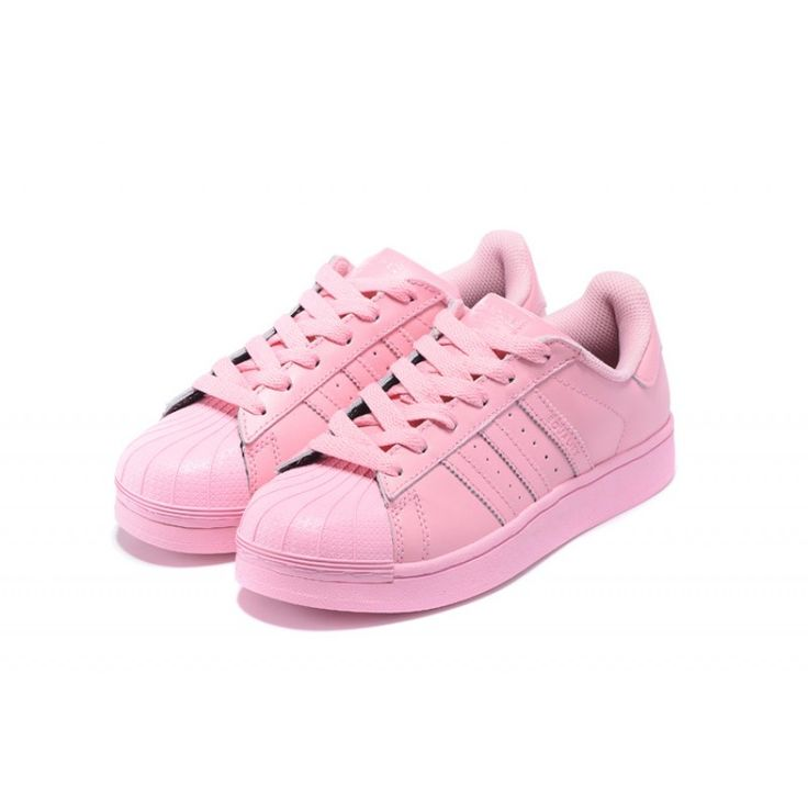 Adidas Superstar Pharrell Rose Pale