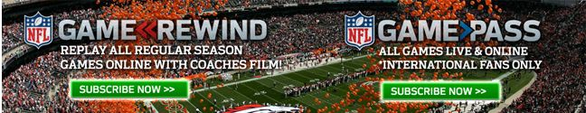 Denver Broncos | News & Blogs  Game Rewind and Game Pass (bottom of webpage)