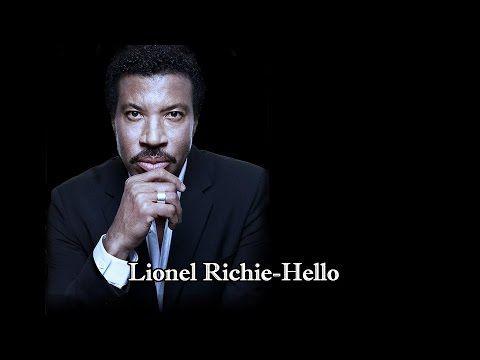 LIONEL RICHIE LYRICS - SONGLYRICS.com