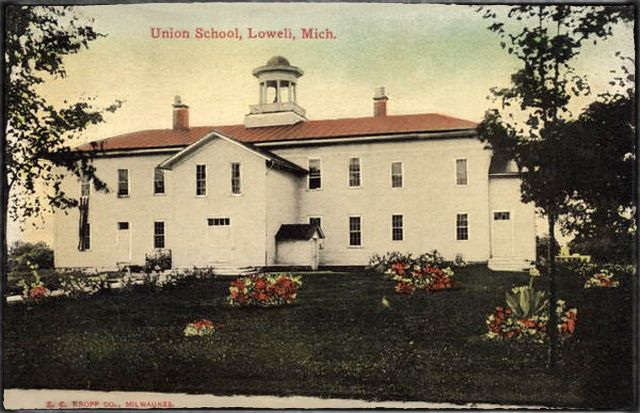 Union School, Lowell, Michigan