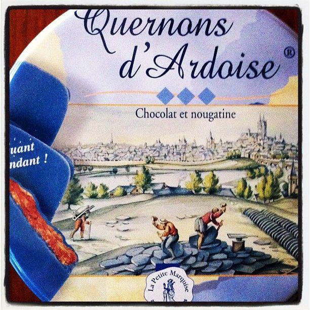 Spécialité d'Angers : Le Quernon d'Ardoise