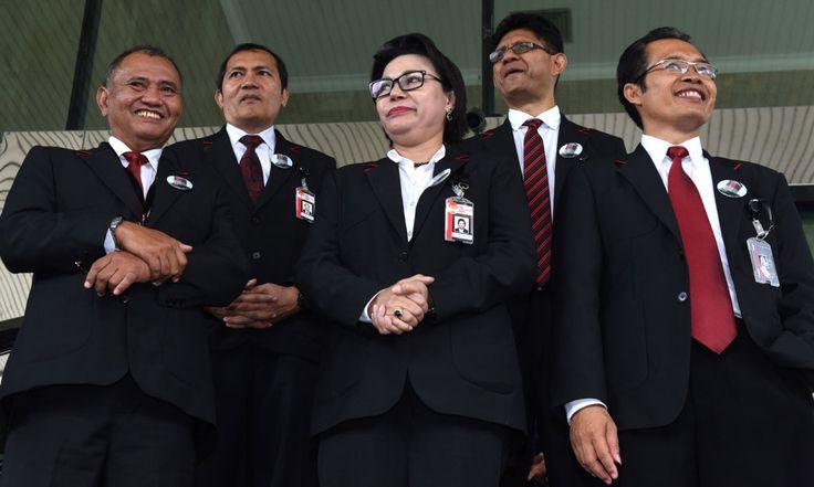 Lima-Pimpinan-KPK-Celahkota