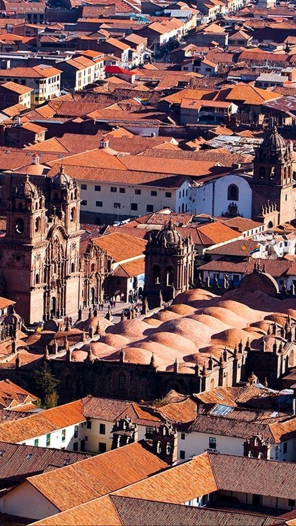 Hommes Poche En Soie Carrée - Cusco Par Vida Vida 8rLEIuledS