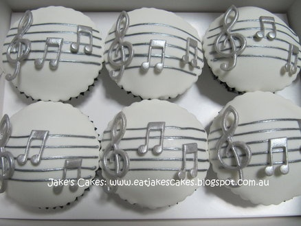 For my future musical bakery