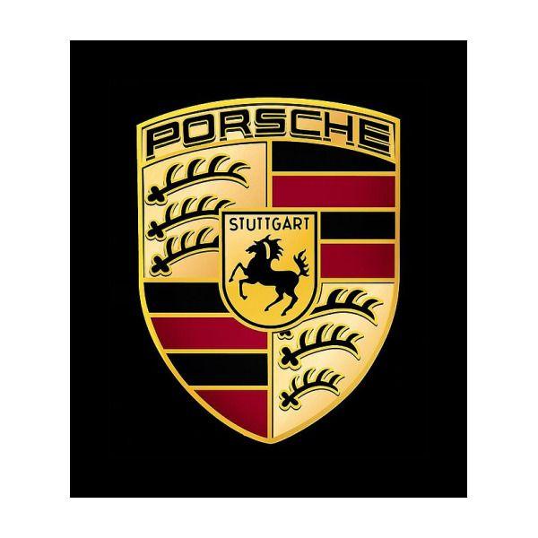 Porsche Logo Framed Print By Max Dedrick In 2020 Luxury Car Logos Car Logos Porsche Logo
