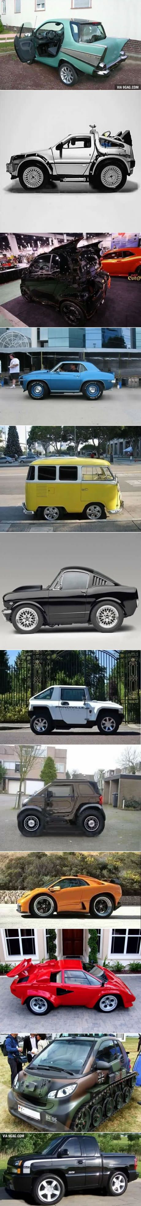 9 best smart cars custom images on pinterest all alone minis 12 cool smart car body kits which one would you choose buycottarizona