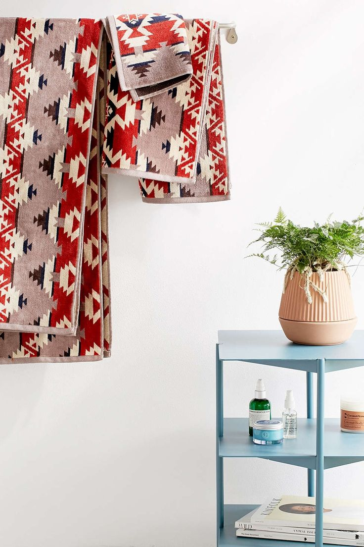 Pendleton Mountain Majesty Jacquard Bath Towel - Urban Outfitters