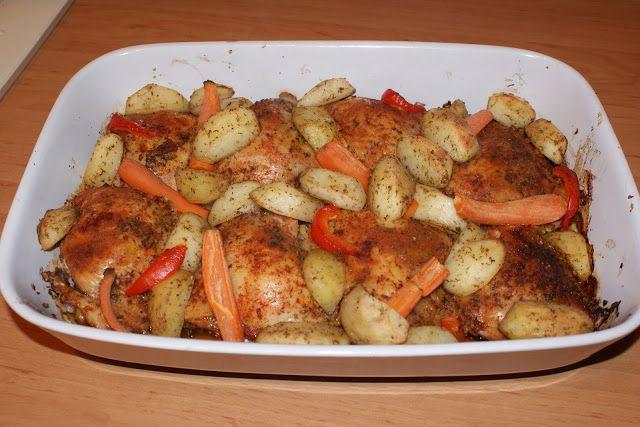 Przepisy z sercem: Szybki obiad