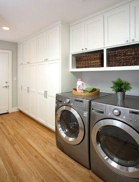 #55 - Millennium Enterprises - Menlo contemporary laundry room