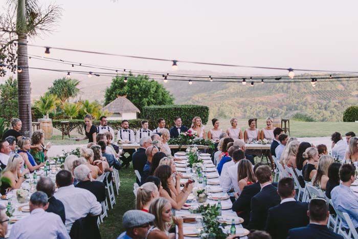 Outdoor Wedding at Summergrove Estate -Dean Raphael Wedding Photography