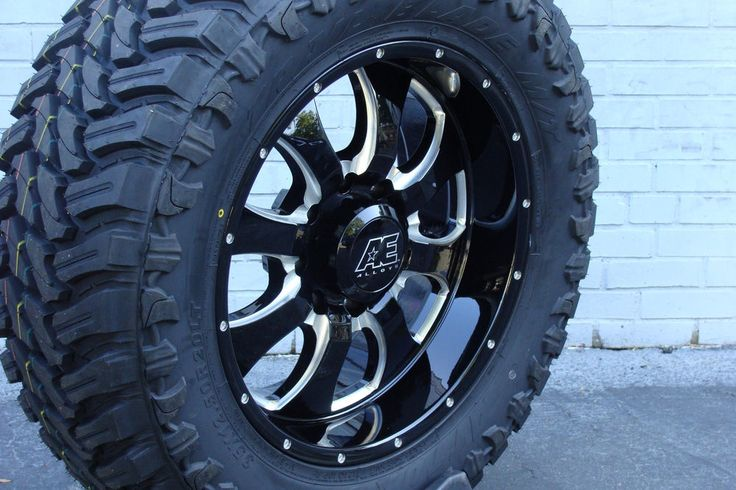 35x12 50r22 Atturo Trail Blade M T Tires New Free