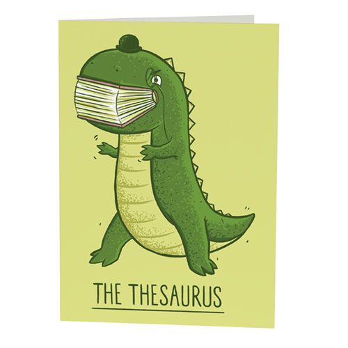 The Thesaurus by Darel Seow (Threadless) | Open Me