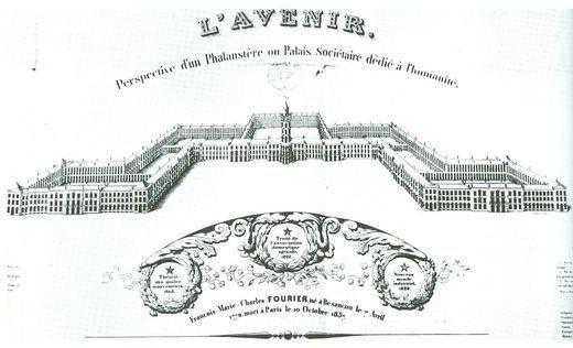 Phalanstere Charles Fourier