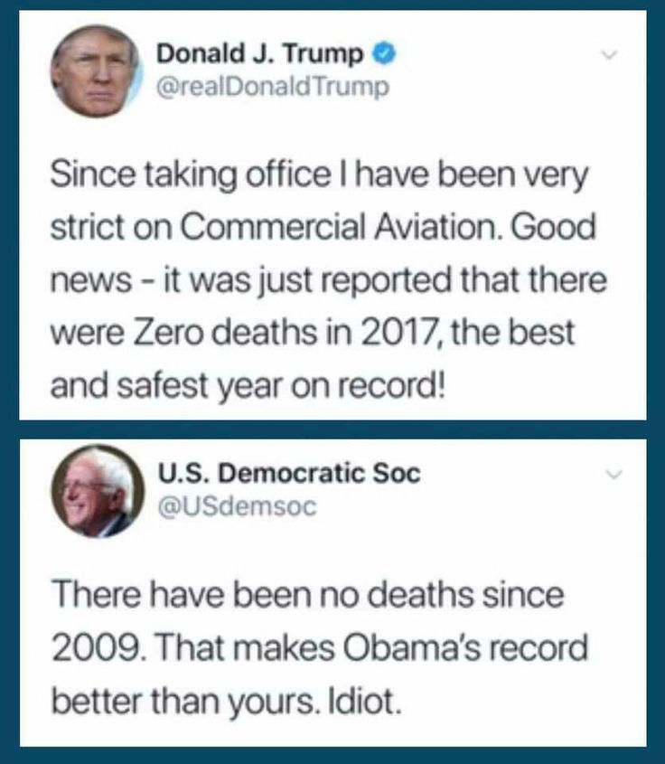 What a lying moron. How could you believe anything he says?