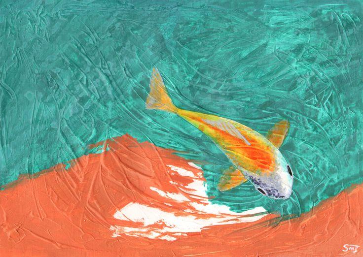 Little Fish by *ShaunMichaelJones on deviantART