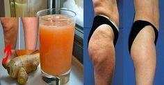 Toma esta bebida en ayunas para exterminar la celulitis, la grasa de la barriga, muslos y piernas - ConsejosdeSalud.info #celulitisremedios