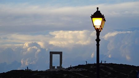 Portara Naxos Photo by peter halas -- National Geographic Your Shot