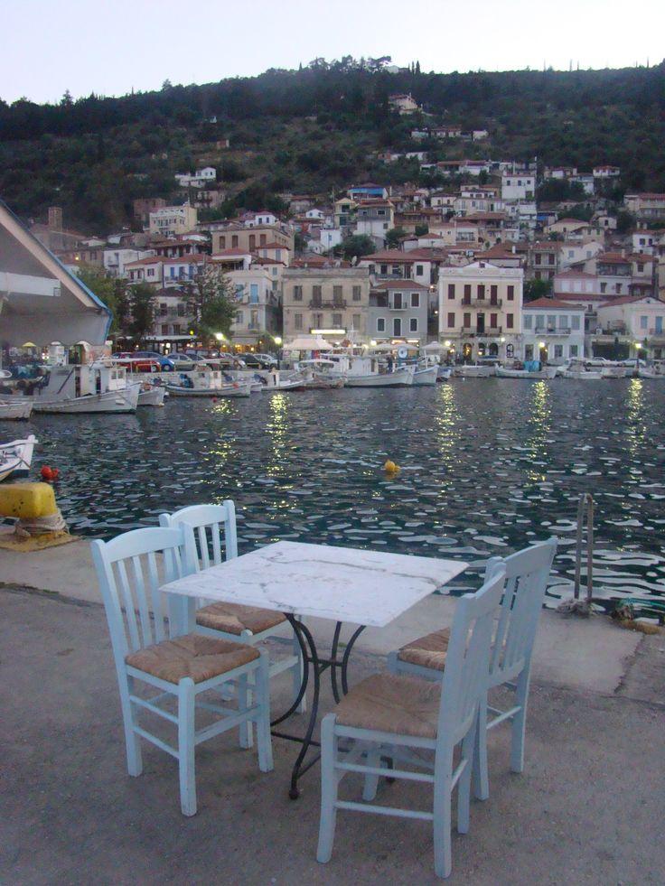 Gythio - Greece May 2012