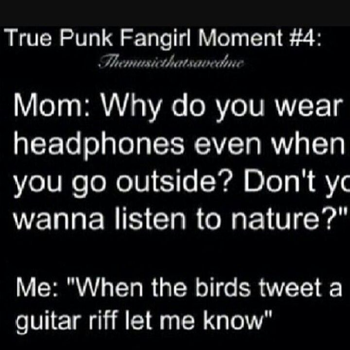 If the birds tweet 5 SOS, All Time Low, Panic! At The Disco, R5, Walk The Moon and Lana Del Rey Songs, then we have a deal...
