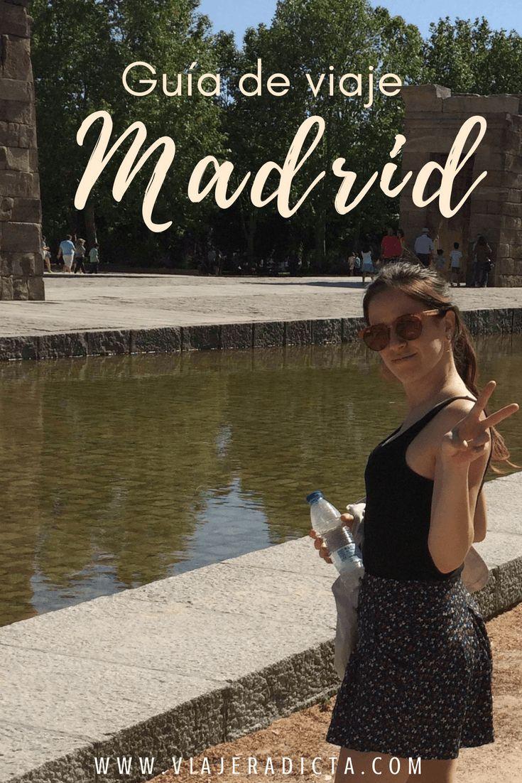 ¿Vas a viajar a Madrid? Revisa estos consejos y datos útiles sobre los lugares turísticos, alojamiento, presupuesto y más. #viaje #madrid