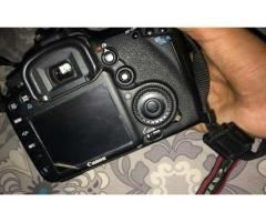 Canon 7D With Box For sale in good price package