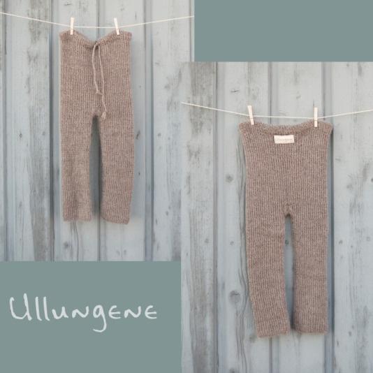 Dette er en nydelig ribbestrikket bukse som barnet vil ha glede av lenge. Buksen kan brukes fra barnet er 0 til 1 år og er strikket i allergivennlig babyalpakka som ikke klør.