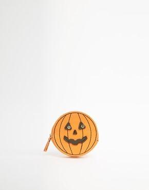 Halloween Pumpkin Coin Purse