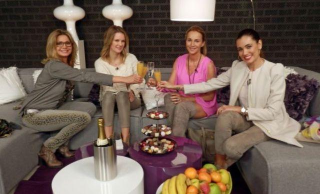 Promi Shopping Queen mit Monica Ivancan, Jana Ina Zarrella, Maren Gilzer und Caroline Beil   Fashion Insider Magazin