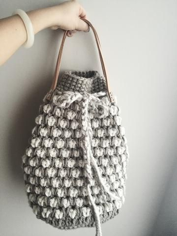 House of Knot Prairie Tote