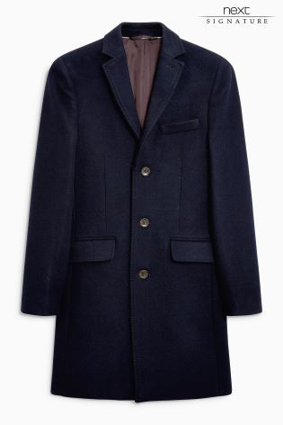 e310e596589d Navy Signature Epsom Coat | All About Men's Jackets & Coats | Men's ...