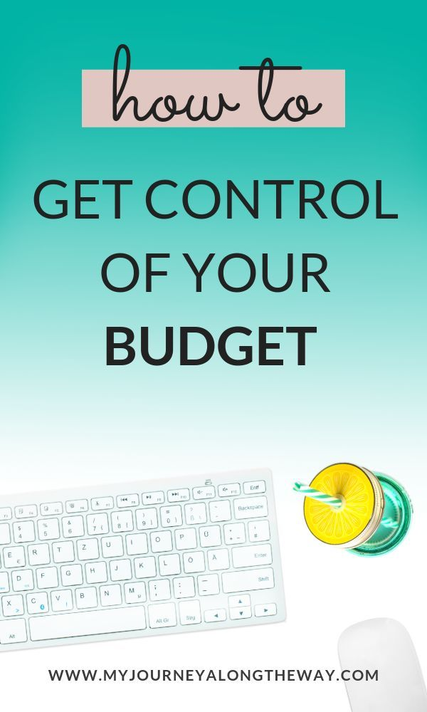 This is How to Stop Spending Money and Get Control of your Budget - how to keep a budget spreadsheet